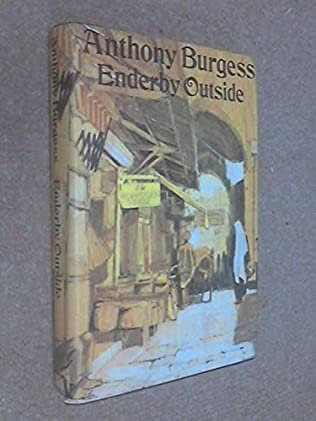 book cover of Enderby Outside