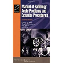 Manual of Radiology: Acute Problems and Essential Procedures