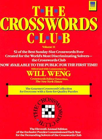 The Crosswords Club Volume 11