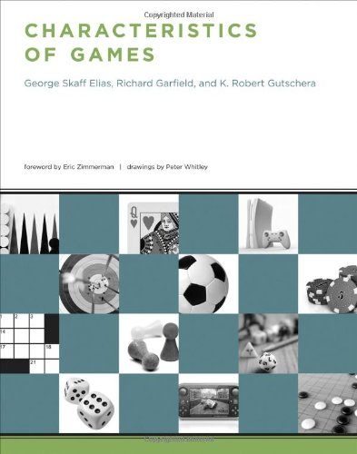 Characteristics of Games (The MIT Press): George Skaff Elias