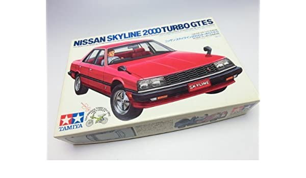 Amazon.com: Tamiya 1/24 Skyline turbo (1/24 sports car: 24022): Toys & Games