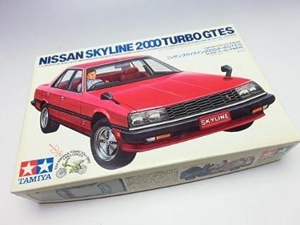 Tamiya 1/24 Skyline turbo (1/24 sports car: 24022)