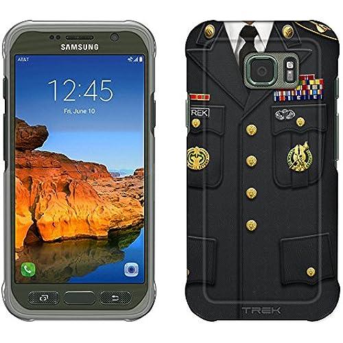 Samsung Galaxy S7 Active Case, Snap On Cover by Trek US Army Service Uniform Slim Case Sales