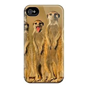 Case Cover How To Win Friends/ Fashionable Case For Iphone 4/4s