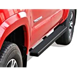 APS iBoard Running Boards (Nerf Bars Side Steps Step Bars) Compatible with 2005-2020 Tacoma Double Crew Cab Pickup 4…