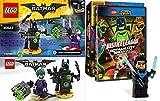 LEGO DC Super Heroes: Justice League: Gotham City Breakout + Lego Batman The Joker Battle Training Exclusive Kit