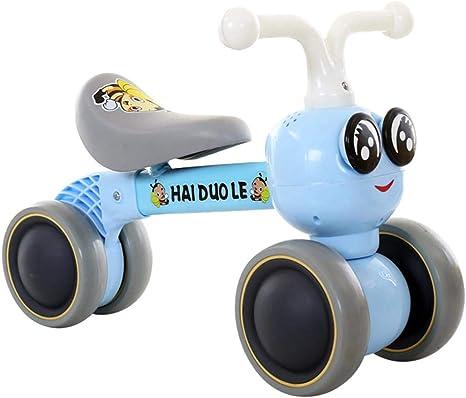 Chengstore Baby Balance Bicicletas Bicicleta Niños Caminante 10 ...