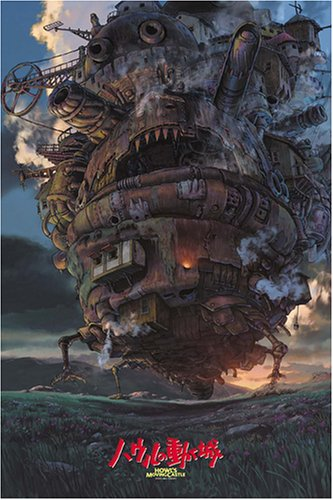 ensky Howl's Moving Castle Jigsaw Puzzle (1000 Pieces)