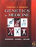 img - for Thompson & Thompson Genetics in Medicine, Sixth Edition book / textbook / text book