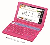 SHARP color electronic dictionary Brain high school model pink PW-SH1-P