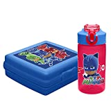 Zak Designs PJMD-9575 PJ Masks Kid's Lunch Sets