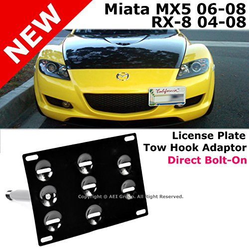rx8 tow hook - 6
