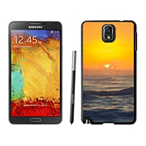 Sunset Sea Spray Durable High Quality Samsung Note 3 Case