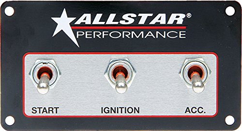 Allstar Performance ALL80165 Weatherproof SwitchPanel Three Switches by Allstar (Image #1)