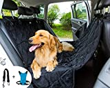 ShellMimi Deluxe Quilted and Padded seat cover with Non-Slip Fabric Car Seat Protector For Pets - One Size Fits All 56