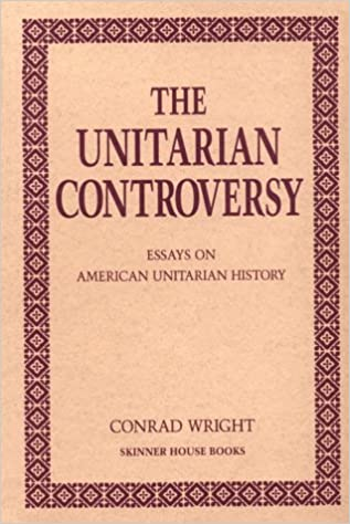 Chicago Style Essay Sample The Unitarian Controversy Essays On American Unitarian History Conrad  Wright  Amazoncom Books Mla Citation For Essays also Introduce Myself Essay The Unitarian Controversy Essays On American Unitarian History  Domestic Violence Essay Topics