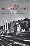 Roman Historiography 1st Edition