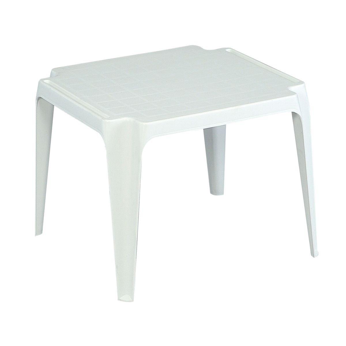 Fun Star 578010 Tavolo in plastica per bambini, bianco: Amazon.it ...