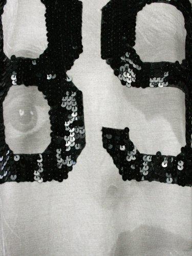 RELIGION Femme Designer Top Shirt - GHOST -