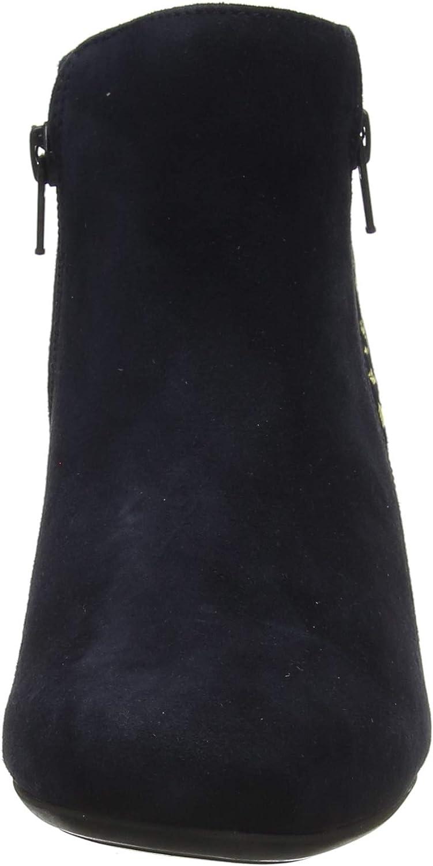 Hotter Delight, Botines para Mujer Azul Navy Regency 373 1Mg3K