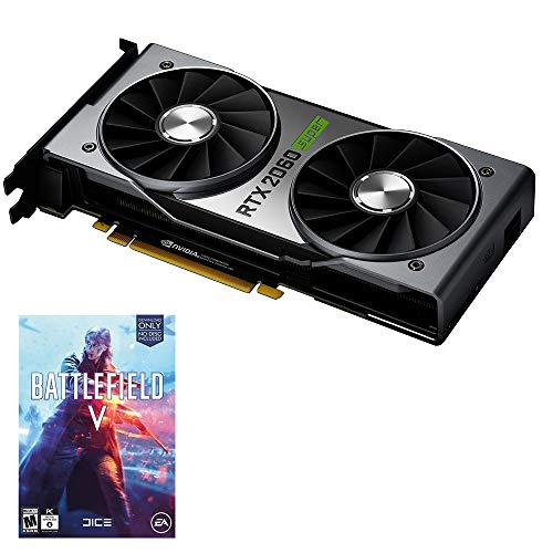 NVIDIA GeForce RTX 2060 Super Founders Edition - 8 ...
