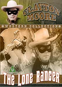 The Lone Ranger (Clayton Moore) [Import anglais]