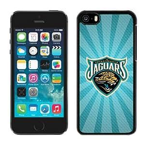 Amazing Iphone 5c Cover NFL Sports Element Jacksonville Jaguars 07 Protective Case