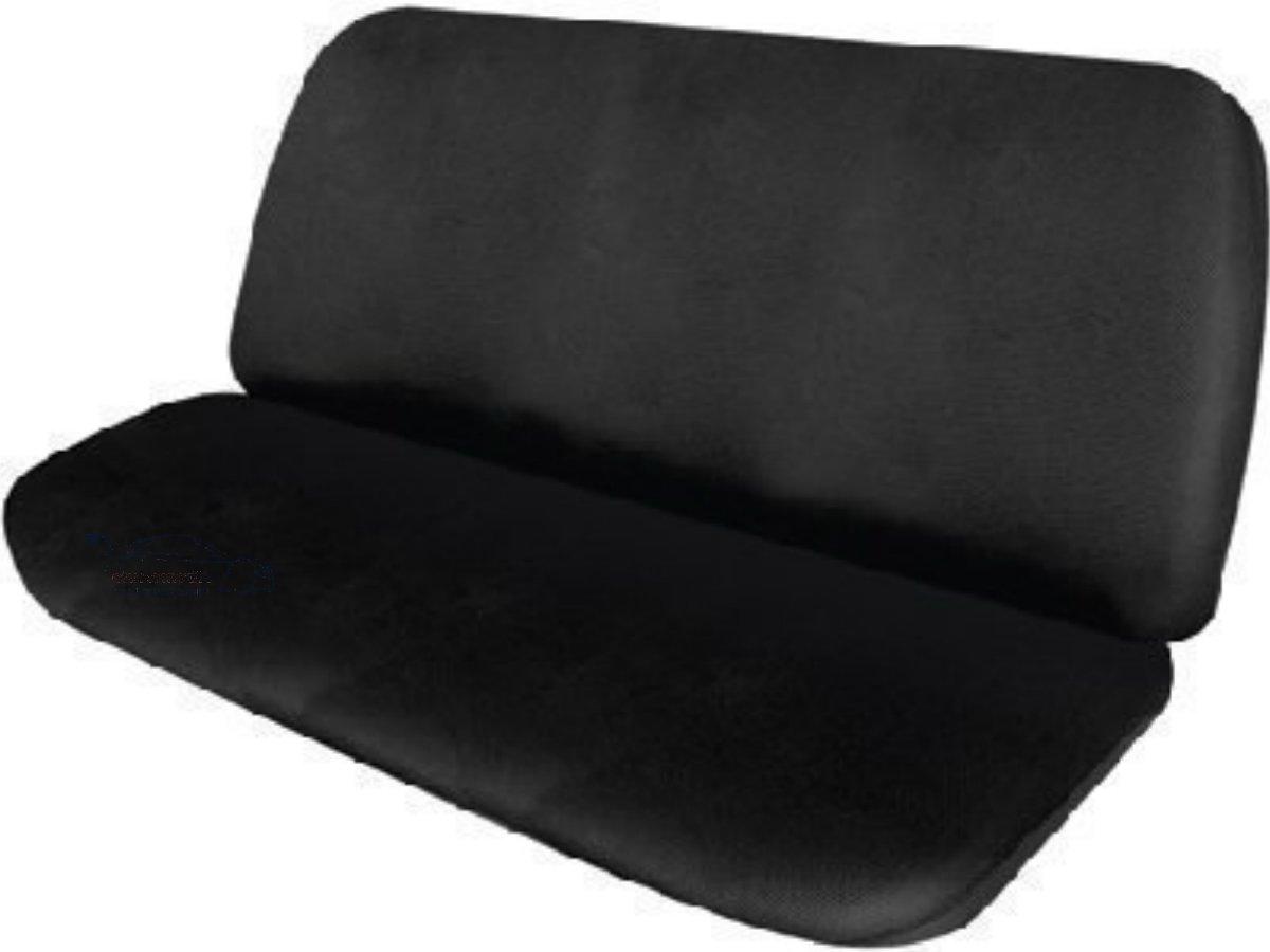 XtremeAuto reg; Funda de asientos traseros, resistente al agua y al polvo Ideal para uso con niños y en taxis, vehículos de trabajo, etc.
