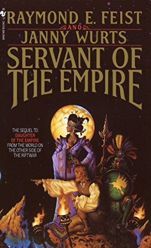 book cover of Servant of the Empire