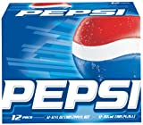 Pepsi Cola - Regular, 12 Pack Of 12 fl oz Cans, 144 fl oz