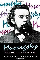 Musorgsky: Eight Essays and an Epilogue