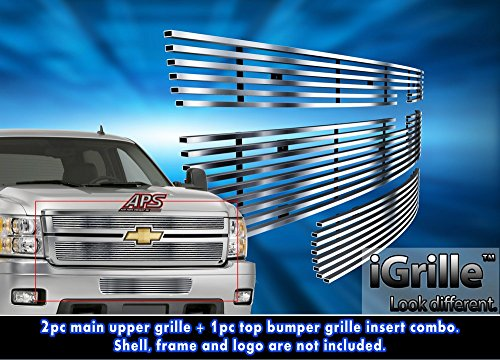 Hd Billet Grille Grill - 4