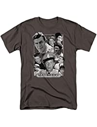 Andy Griffith Mayberry Unisex Adult T Shirt For Men and Women