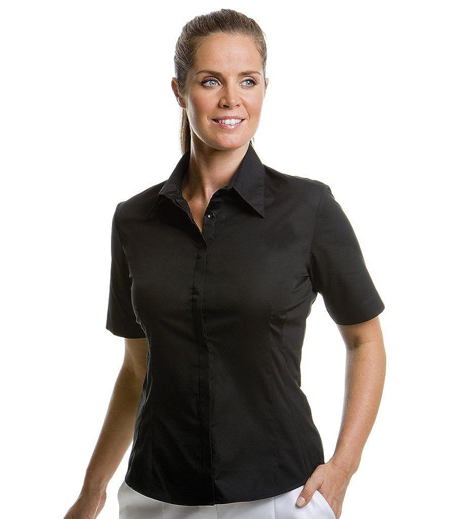 Kustom Kit Womens Bargear Short Sleeve Shirt