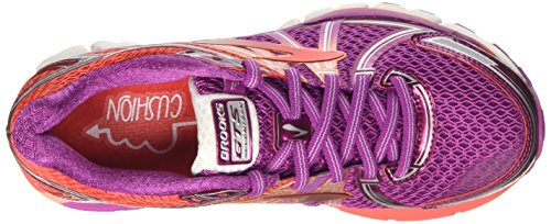 Fusioncoral 17 Vividviola Course GTS Rose Adrenaline Chaussures de Brooks Femme Bittersweet ZxvEq48w