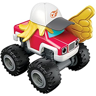 Fisher-Price Nickelodeon Blaze & the Monster Machines, Joe: Toys & Games