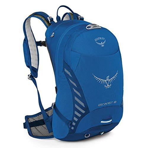 Osprey Escapist 18 Daypacks, Indigo Blue, Medium/Large by Osprey