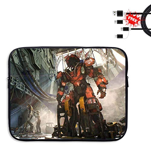RAIN HEART Apex Legends Laptop Sleeve Bag for MacBook/Ultrabook/HP/Acer/Asus/Dell/Lenovo/Thinkpad Cover Computer - 13 ()