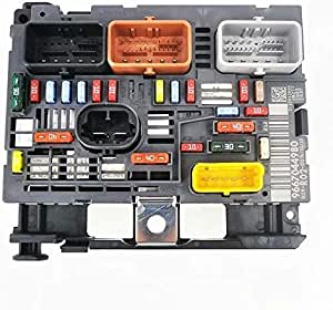 Amazon.com: EMIAOTO BSI Under Bonnet Fuse Box BSM R02 REF1847 for Peugeot  3008 Citroen C4 PICCASO 9667044980 9675877980: Automotive | Citroen C4 Fuse Box Price |  | Amazon.com