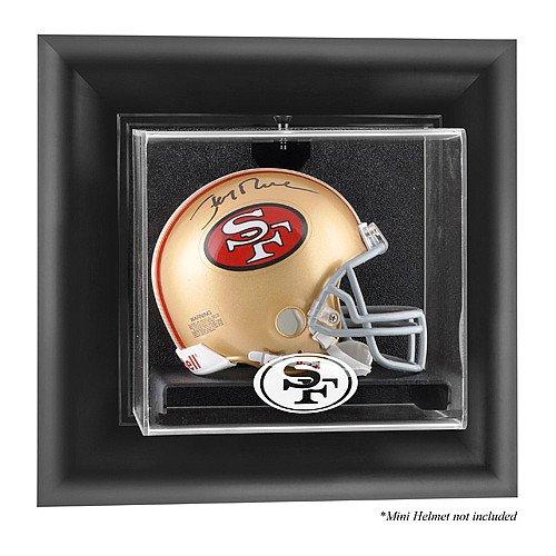 49ers helmet display case - 6