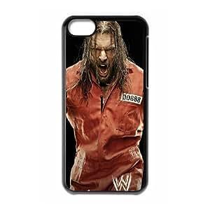 LJF phone case iphone 4/4s Phone Case WWE F5L7697