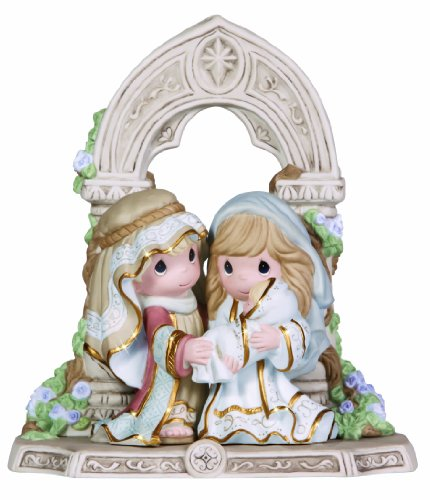 Precious Moments Holy Family Nativity Figurine Set by Precious Moments