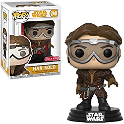 Funko Pop! Star Wars Solo Han Solo #248 (with Goggles)