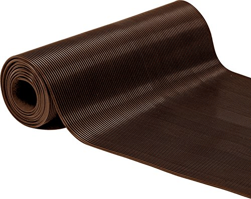 Duty Mats Heavy Nitrile Rubber (Herco 2' x 8' All Purpose 1/8