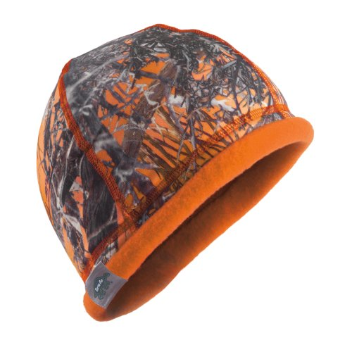 Turtle Fur Camo - Capula, Heavyweight Fleece Lined Beanie, TrueTimber MC2 Blaze