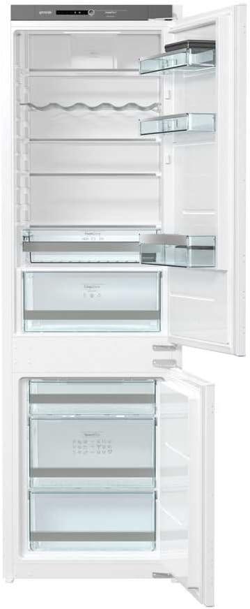 Gorenje NRKI4182A1 nevera y congelador Integrado Blanco 248 L A++ ...