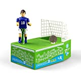 Just us Soccer Shooting Coin Bank Football Palyer Bank Mechanical Money Saving Bank
