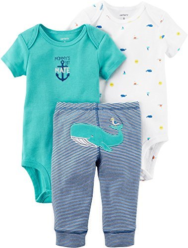 Baby Clothing Collection (Carter's Baby Boys' 3 Piece Little Character Set 24 Months)