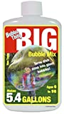 Bubble Thing BIG Bubble Mix - MAKES 5.4 GALLONS! - Bubbles Biggest, Costs Least!