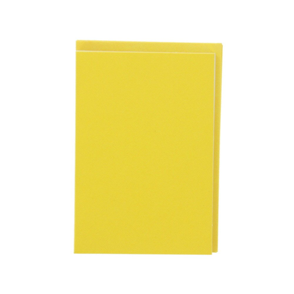 American Crafts Ms. Sparkles & Co. Paperie Cards and Tags Set - Stationery, Arts and Crafts Material - Yellow
